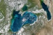 Черное море изменило свой цвет