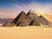 Египетские пирамиды результат работы инопланетного разума?