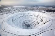 АЛРОСА планирует в будущем возобновить работы на руднике «Мир»