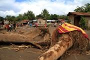 На Филиппины обрушился мощный тайфун