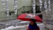 В Россию идут метели и морозы