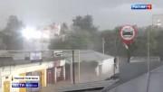 Ураган пронесся по Центральной России