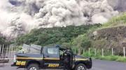Извержение вулкана Фуэго в Гватемале стало стихийным бедствием