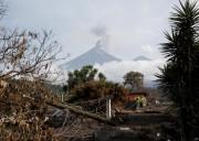 В окрестностях вулкана Фуэго завершены спасательные работы