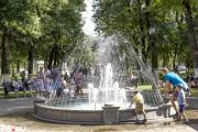 Аномальная жара накрыла Москву