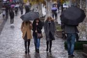 В Москве за сутки выпала половина месячной нормы осадков