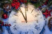 Москвичи встретят Новый год со снегом и морозом